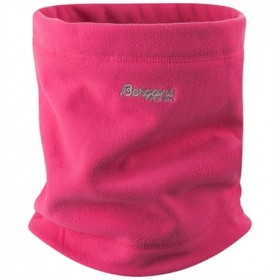 BERGANS OF NORWAY NECK WARMER FLC HOT PINK OS, fleecekauluri